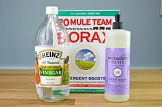 These homemade kitchen cabinet cleaners will leave your cabinets sparkling clean. It is recommended that you clean kitchen cabinets every three months.