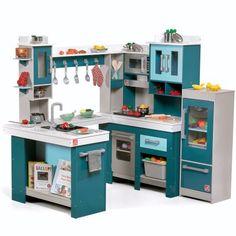 Free Shipping. Buy Step2 Grand Walk-In Wood Kitchen at Walmart.com