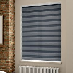 Enjoy Vision Denim Blue Roller Blind