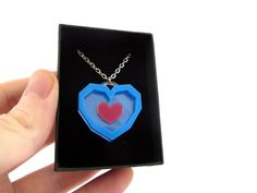 #Zelda necklace by Milkool