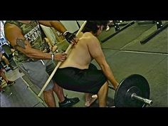 Teaching the Deadlift to a First Timer