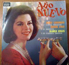 Enrique Lynch Y Su Orquesta, Mario Cavagnaro Y Su Sonora Sensacion Y Manolo Avalos Y Su Conjunto Tropical - Año Nuevo (Vinyl, LP, Album) at Discogs
