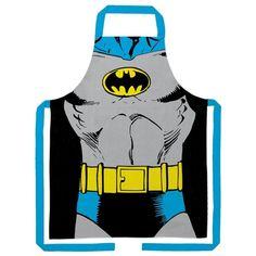 Avental Corpo Batman