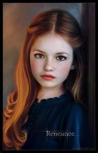 Mackenzie Foy (Renesmee Cullen) in Twilight Series Breaking Dawn Part 2