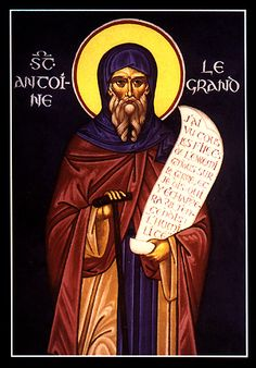 Venerable and God-bearing Father Anthony the Great - Orthodox Church in America