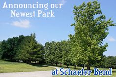 We have a new park! Go visit Schaefer Bend! St. Louis County acquired the fifteen-acre park in 2014 from Ronald W. Schaefer, whose family had used the property for their business since the 1960s. The park was acquired using an unappropriated fund balance that came available with the passage of Prop P in 2013. It is situated within the proposed Cold Water Creek Greenway. For more info: http://www.stlouisco.com/ParksandRecreation/ParkPages/SchaeferBend #SchaeferBend