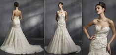 Lazaro Wedding Dresses | OMG I'm Getting Married UK Wedding Blog | UK Wedding Design and Inspiration for the fabulous and fashion forward bride to be.