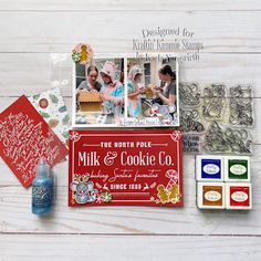Karla Yungwirth Designs: Kraftin' Kimmie Stamps September Krafty Peeks... Day FOUR! Mice Christmas Plus a Challenge!