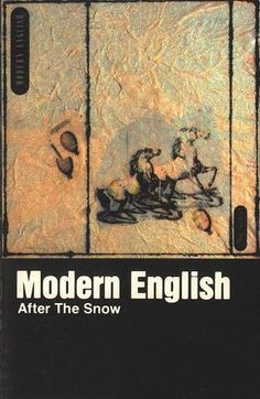 "MODERN ENGLISH - After The Snow [1982]: My favorite album of all-time. The songs are very good and uncomplicated, the heavy atmosphere is tempered with a chilly austerity, and it utterly defines encapsualtes (for me at least) all that was great about new wave. It is an album I have listened to for 30 years over and over and over and never grown tired of. The megahit ""I Melt With You"" barely hints at the depths of this music and don't expect this record to grab you right away. ***** - 5…"
