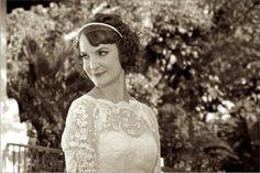 A vintage wedding in Miami 1.26.13 -- the bride