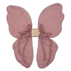 Lightweight fairy wings with wire boning to ensure they keep their shape. They have a...