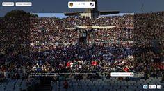 ¿Estuviste en el clásico? Buscate en la gigapanorámica de Uruguay360, que ofrece una recorrida fotográfica virtual por la máxima fiesta del fútbol uruguayo. Repasamos también las mejores imágenes que dejó la victoria de Peñarol por 3 a 0.