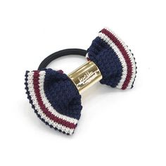 Joelle Gagnard / marine ribbon gom_tricolore* - MOCOSH モコシュ