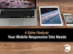 By now, you have probably employed a mobile-friendly version of your website to meet user and search engine demands. You spent weeks or months on it, choosing the best color schemes and testing the responsive template again and again with your web developer. After all that hard work, imagine the surprise when you find out days later that your website is NOT converting. What's happening? Isn't responsive design the answer?