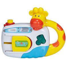 Buy John Lewis My First Camera Toy Online at johnlewis.com