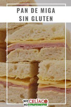 Receta de pan de miga sin gluten / sin TACC apto para celíacos | #pan #pansingluten #pansintacc #pandemiga #recetas #singlute #sintacc #glutenfree #food #glutenfreefood