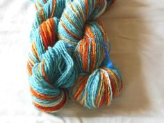 Our Sneak Attack on Monday, 3/17 was presented by the duo host team of Susanne and Amanda -- take a look at the great shops that they shared with us! ~~ Discount Price Yak Handspun And Hand Dyed 2-ply yarn by SussesSpindehjrne, $18.00
