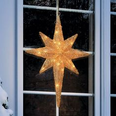 Gold Star of Bethlehem