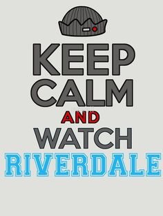 Go watch Riverdale on Netflix Riverdale Merch, Riverdale Quotes, Watch Riverdale, Riverdale Funny, Bughead Riverdale, Riverdale Tumblr, Riverdale Netflix, Riverdale Archie, 80s Wallpaper