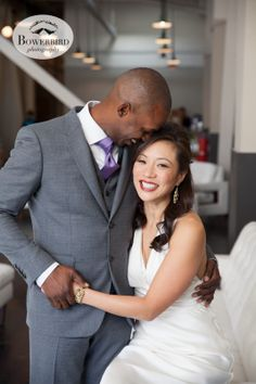 What a gorgeous couples! San Francisco Wedding Photography at the Winery SF.© Bowerbird  Photography, 2013.