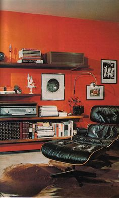 "What ""Man Caves"" Used To Look Like In The 60's and 70's - Airows"
