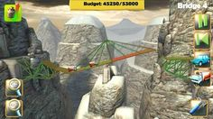 "Android Bridge Constructor apk  The #1 puzzle and simulation Android Bridge Constructor apk now on Android!  Nominated for ""Best Mobile Game 2012"" at Android Bridge Constructor apk German Development Award.    Construct a bridge with different materials, put it to Android Bridge Constructor apk test using cars and trucks, and unlock Android Bridge Constructor apk next brain-teasing level!"