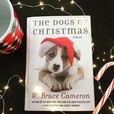 Not sure if I'm going to have time to get to this one but I love the cover!!!    #book #christmas #dog #puppy #cover #cute #winter #seasonal #holiday #romance #love