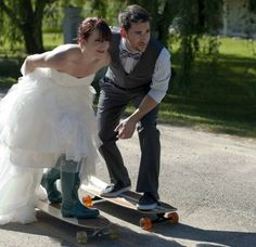 Your wedding photos will probably look like some variation of this: | 23 Ways Your Significant Other Is Actually Your Best Friend