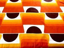 Mid Century 60s 70s Eames Panton Era German Op Art Rug | eBay