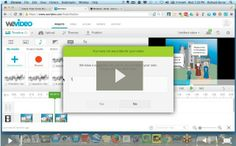 Webinar Recording - Digital Storytelling With Comics and more - Free Technology for teachers