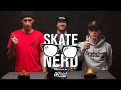 Skate Nerd: Sammy Winter Vs. Brad Cromer - http://DAILYSKATETUBE.COM/skate-nerd-sammy-winter-vs-brad-cromer/ - http://www.youtube.com/watch?v=QjE2_nTtD40&feature=youtube_gdata  HUF teammates Sammy Winter and our number one Outlier Brad Cromer go head to head in this new episode of Skate Nerd! - brad, cromer, Nerd, sammy, skate, winter