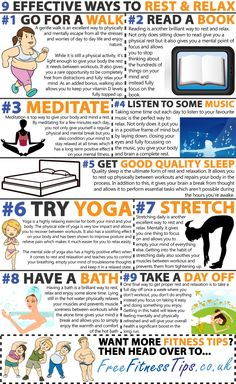 Are you making time for rest and relaxation in your life? If not, here are nine ways to make it part of your routine.