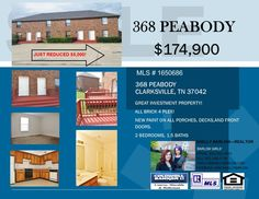 #homeforsale #Clarksville #tn #fortcampbell #ky #realtor #realestate #listing #house #coldwellbanker #barlowgirls