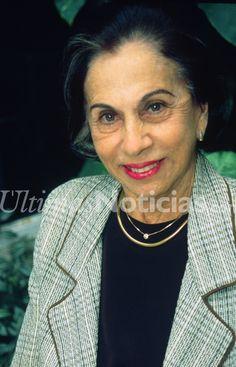 Alicia Pietri de Caldera, fue la esposa del ex-presidente Rafael Caldera y ejerció como Primera Dama en dos oportunidades de 1969 a 1974 y de 1994 hasta 1999. Fue la fundadora del Museo de los Niños de Caracas y presidenta de la Fundación del Niño durante los períodos de gobierno de su esposo. Se reconoce su labor a favor de la niñez en el país. Foto: Archivo Fotográfico/Grupo Últimas Noticias