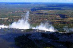 Victoria Falls, Zambia.
