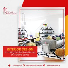 Interested in decorating your house with modern design home décor items, simply visit us to buy your desired color, design and made home décor items at best price. • Best price • Appealing design décor items • Huge Variety Fabric Town is a well-known online store, which has a vast collection of home décor items, draperies, 3pc suiting fabric, blankets, fancy laces, fabric and many more items.   For more information, Give us a call @ +1 416 694 8191 Send us an email at… Home Decor Items, Decorative Items, Blankets, Modern Design, House Design, Fancy, Decorating, Space, Interior Design