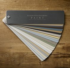 Restoration Hardware is my fave paint palette.  Silver Sage is glorious.