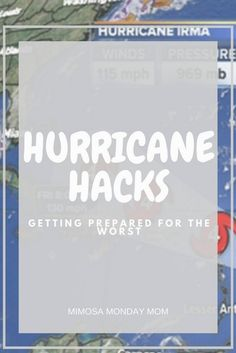 """#HurricanePreparedness -  Born and raised in South FL I have seen my fair share of storms. We have  been pretty lucky as a family to bypass a lot of them. As a Floridian, it's  basically our nature to """"wait it out"""" and not freak out until last minute.  It is what it is, people! We know the"""
