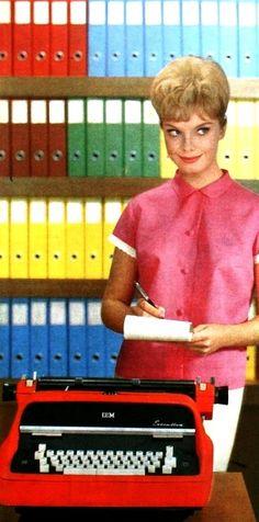 Office Girl, 1962