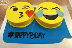 Emoji Cake!