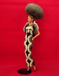 OOAK handmade doll by OOTB