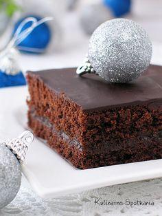 Polish Cake Recipe, Polish Recipes, Baking Recipes, Cake Recipes, Dessert Recipes, Cupcakes, Cake Cookies, Holiday Desserts, Holiday Recipes