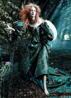 fashion photography VOGUE