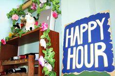 Southside Tea Room - HAPPY HOUR