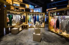 Alter Cube store by 3Gatti, Shanghai – China » Retail Design Blog