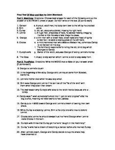 to kill a mockingbird short answer study guide