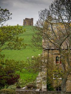 St. Catherine's at Abbotsbury, Dorset   by Bobrad