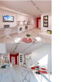 Micro Apartment, Columbia City, British Columbia, Small Space Living, Small  Spaces, Living Spaces, Compact Living, You Choose, Tiny Homes