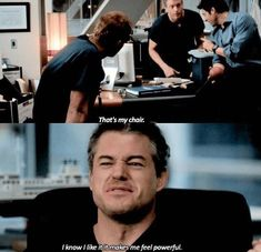 This is why mark Sloan is the best