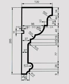 Фасадный профиль Prestige Decor, архитектурные элементы Престиж Декор карниз КС 108 Door Molding, Moldings, Entrance Design, Door Design, Classical Architecture, Architecture Details, Decor Interior Design, Interior Decorating, Cornicing